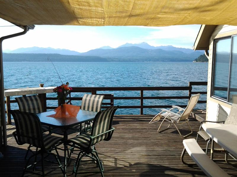 Enjoy the lovely views at water's edge!