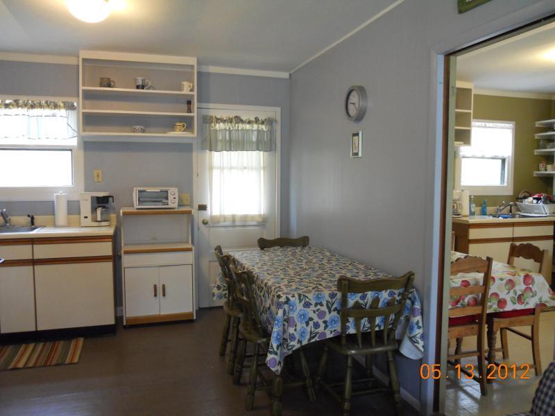 Side A Kitchen