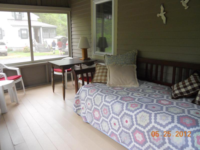 Side A Porch