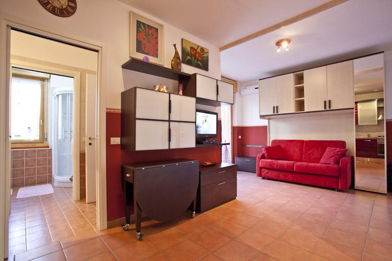 Nico&Cinzia Red Suite!, Ferienwohnung in Sesto San Giovanni
