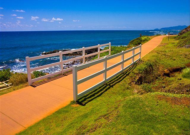 Partial ocean  VIEW**  GREAT VALUE SA $249/nt, location de vacances à Kauai