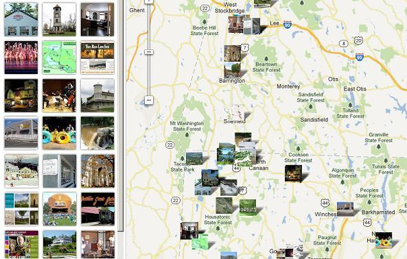 Ask for our website with map, cost, weblink info on these and 30 more things to do within 40 miles.