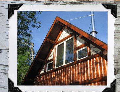 A True Lakefront Log Cabin Experience!, location de vacances à Rhinelander