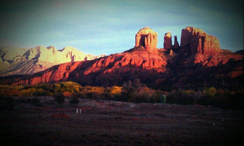 Hot Spot in the Red Rocks, Ferienwohnung in Sedona