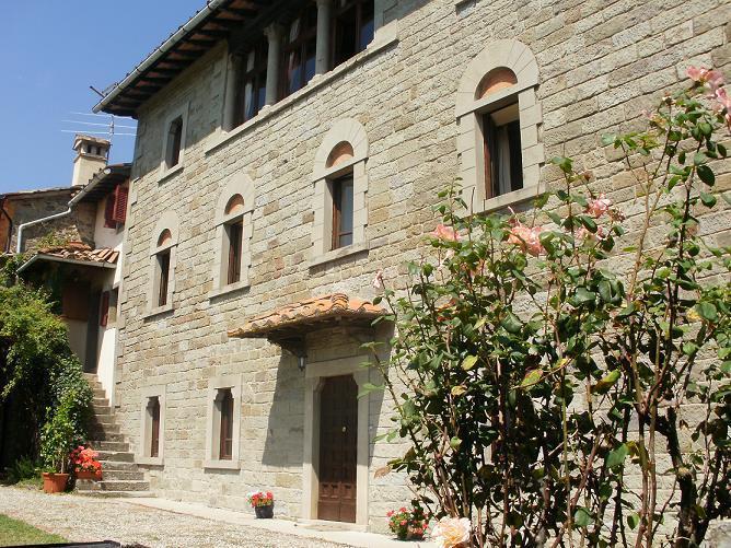 Casa Gentili - Unique Villa with pool, vacation rental in Caprese Michelangelo