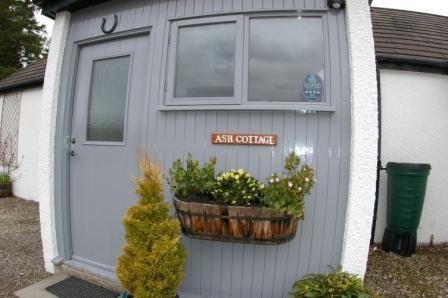 Ash Cottage Porch Area