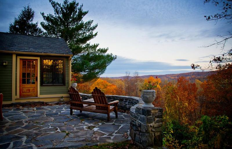 Views from the Laurel Cottage in Autumn