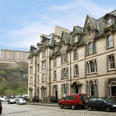 297 - Cornwall Street Apartment, vacation rental in Edinburgh