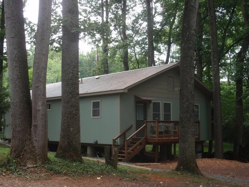 Hidden Cottages 123A, holiday rental in Elizabethton