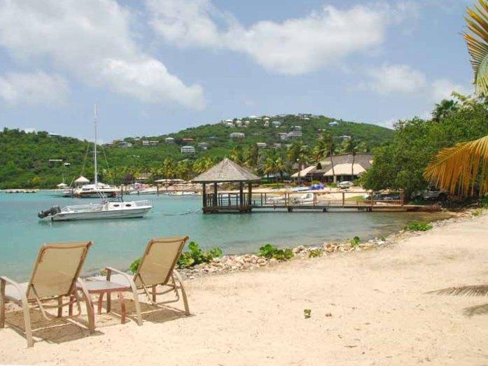 Your Private Beachfront in Great Cruz Bay