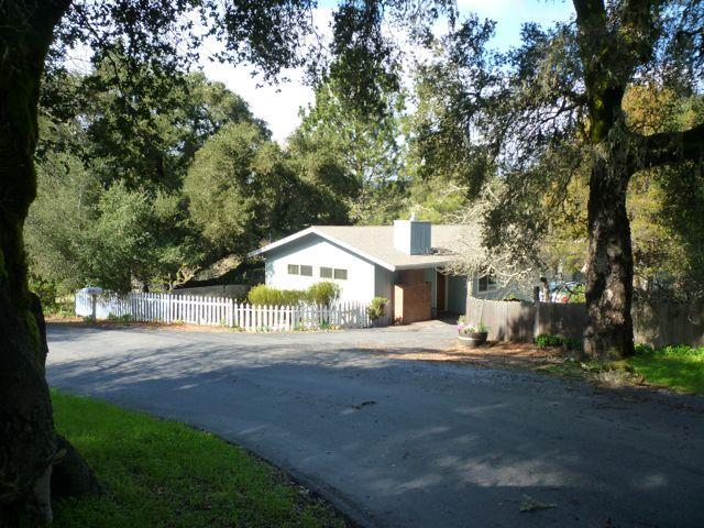 Cette Californie Vintage Ranch Accueil Offres Détail Magnifique Tout au long de l'intérieur et les espaces extérieurs