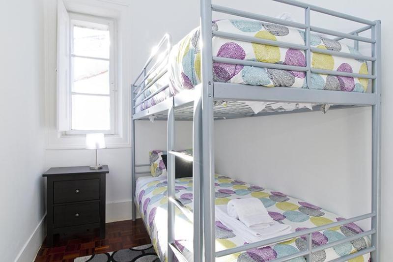 Room#5: 1 bunk bed (sleep 2)