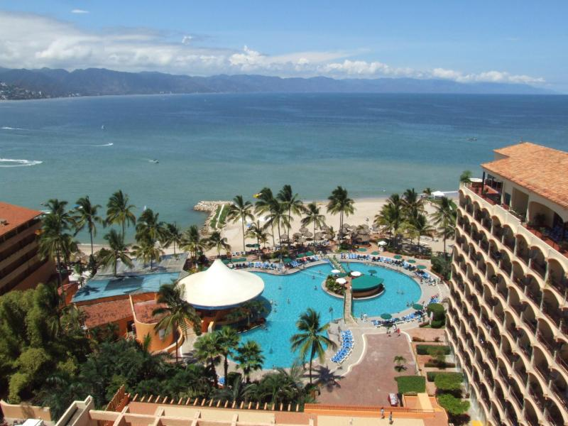 Oceanfront 2 Bdrm, $59/nt. May-Oct, Spectacular Ocean Views, location de vacances à Puerto Vallarta