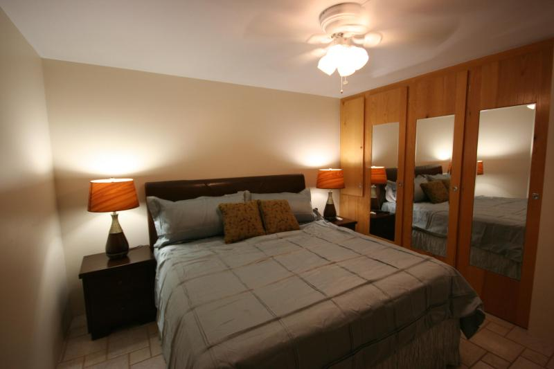 Extremely comfortable Memory Foam King Master Bedroom