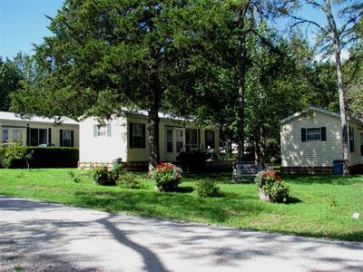 Park Cabins #17-19