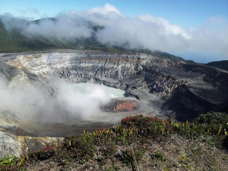 Paos Volcano near San Jose by Condo Guest