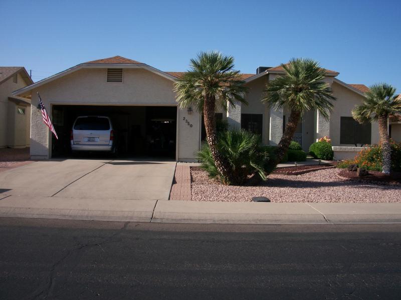 Golfer's Paradise in Gated Community Mesa - AZ, vacation rental in Mesa