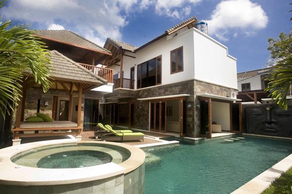 Villa Interlude by Day