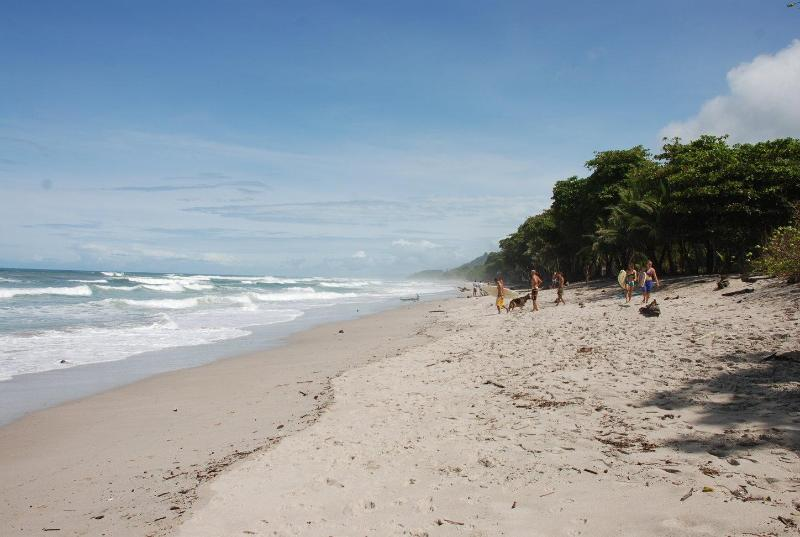 Santa Teresa's Endless Beach