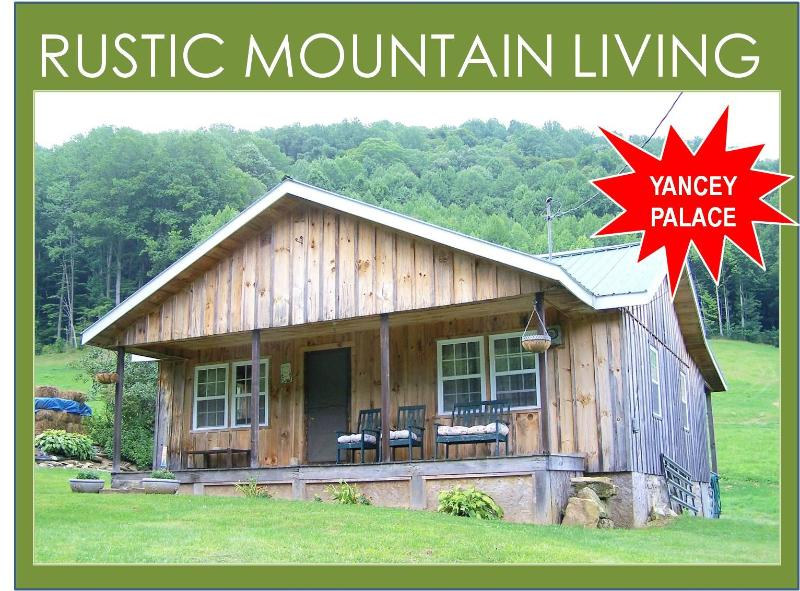Rustic Mountain Living