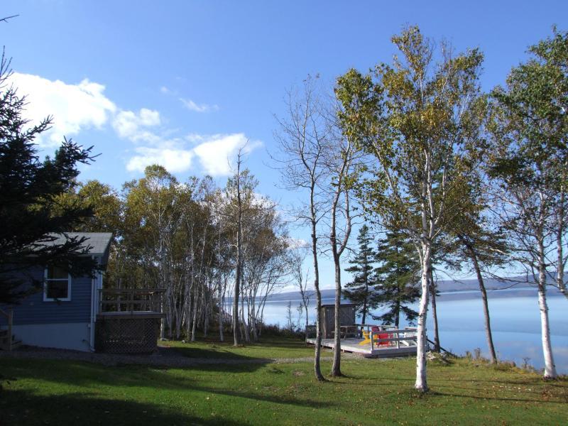 Cottage on Bras d'Or Lake