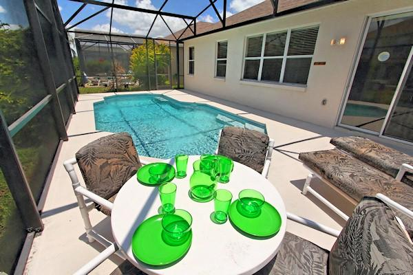 Deluxe pool home with games room, 2737, vacation rental in Saint Cloud