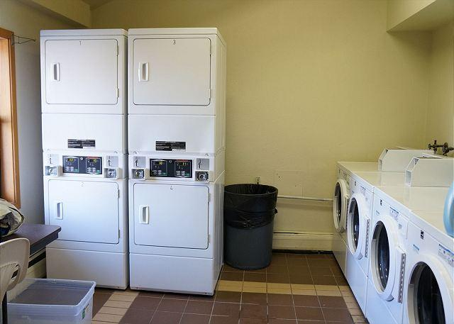 Mountainside Laundry Frisco Lodging Vacation Condo Rentals