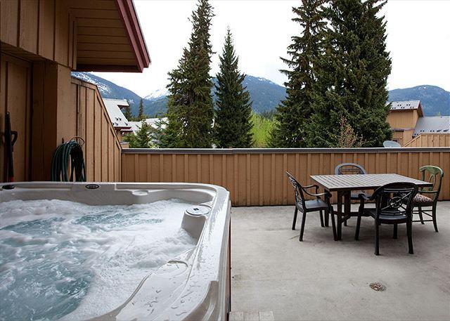"""""""De privé-hot tub was een ongelooflijke luxe, uitstekende waarde!"""""""