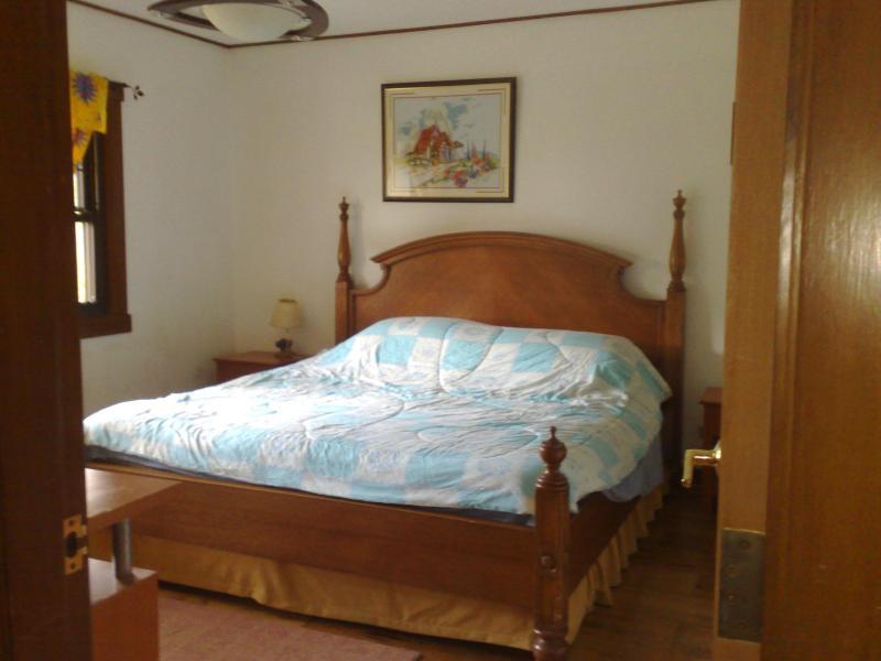 Nous avons apprécié l'air frais du matin avec de vrais parfums de pin rappelant la vieille Baguio.