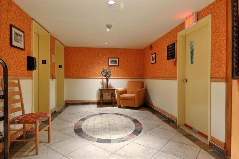 Homewood Suites by Hilton Hotel Elevators & Stairs