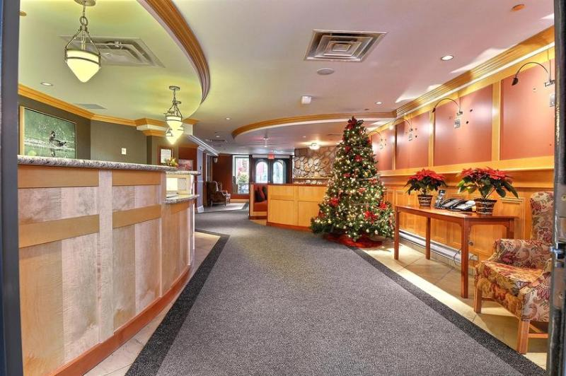 Homewood Suites by Hilton Hotel Reception