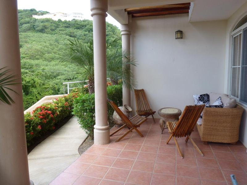 Zona de estar de patio 1