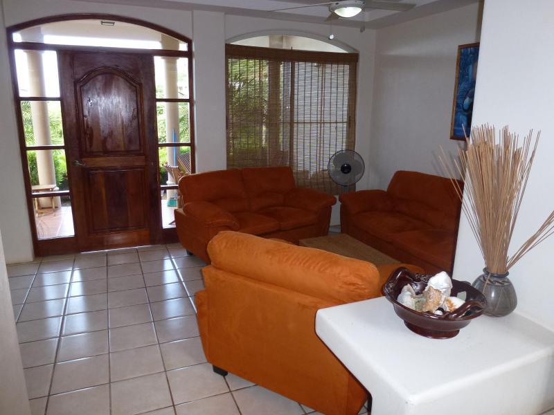 Sala de estar-sofás nuevos!
