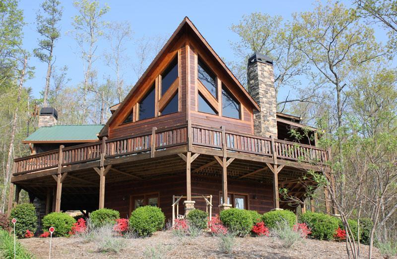 Tuckaway Ridge Mountain Cabin - Our Paradise