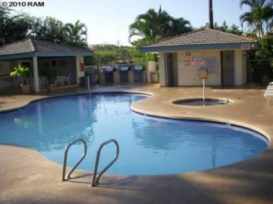 Upper Pool area