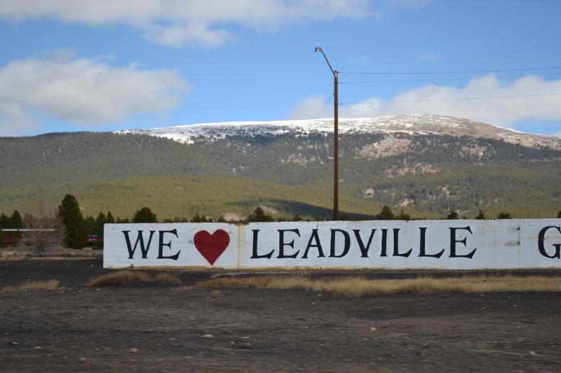 We love Leadville!