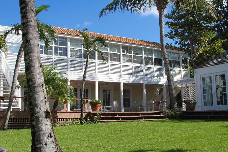 Old Boat House, aluguéis de temporada em Harbour Island
