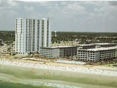 33 acre Oceanfront Myrtle Beach Resort
