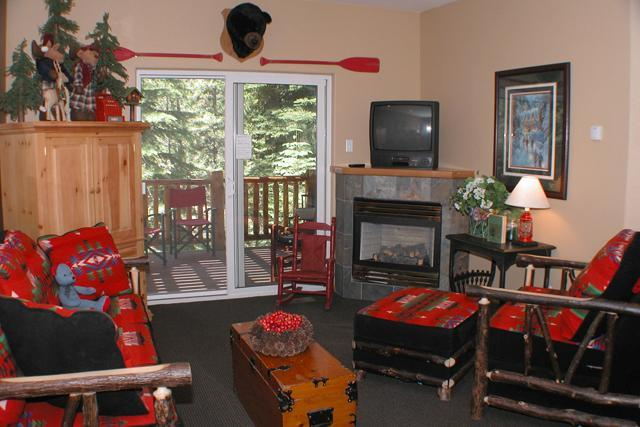 Second family room with TV and DVD player. Can be used as a 5th bedroom