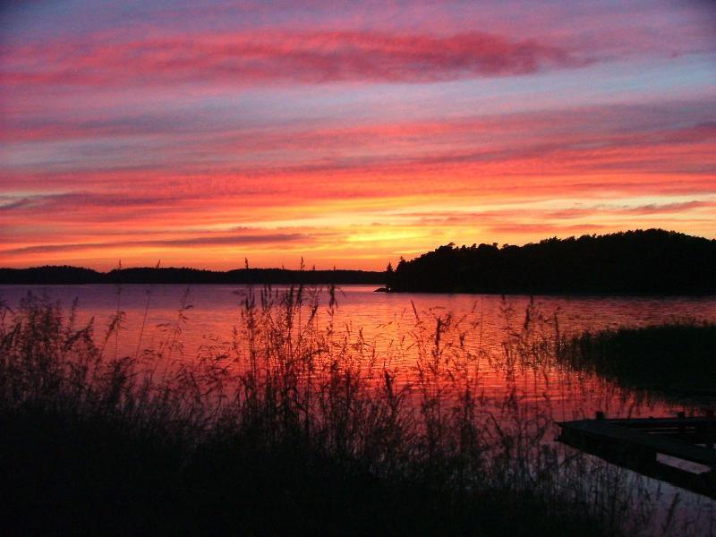 Amazing sun sets
