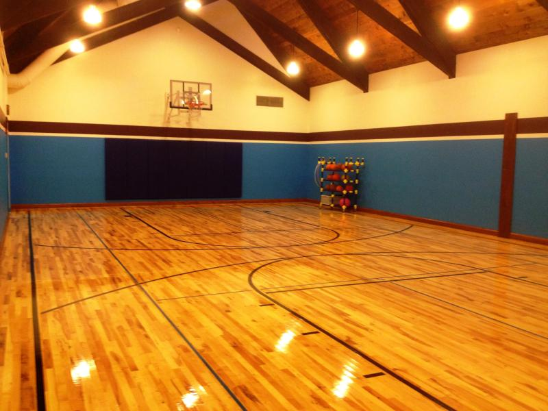 Owners' Club Basketball Court