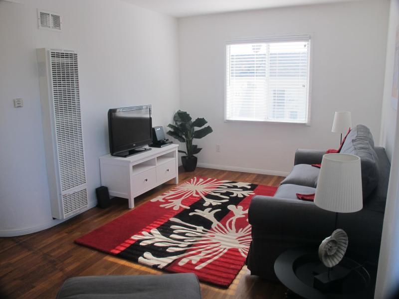 Helle und sonnige Wohnzimmer