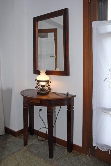 Mulberry Eigentumswohnung Ess- und Wohnzimmer (neben dem Veranda-Fenster)