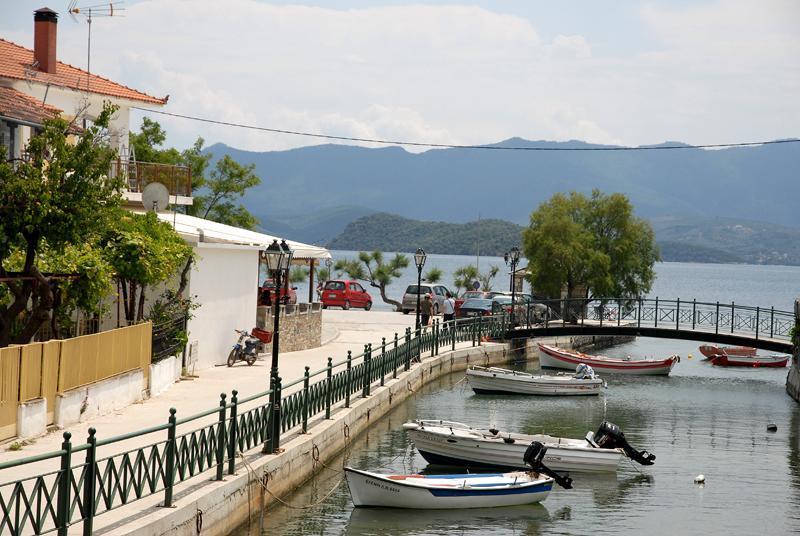 Horto: River Ende, Ansicht von der Straße