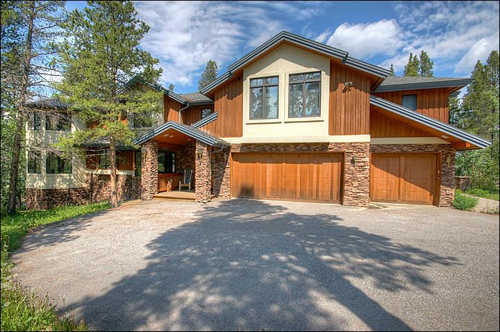 Located Just Five Minutes from Downtown Breckenridge