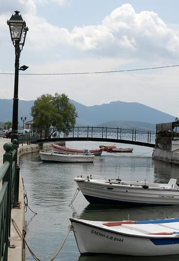 Horto: The bridge over the river