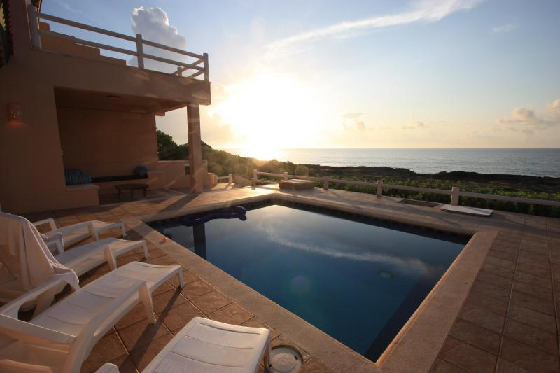 Gorgeous Sunrises at Casa Mim guaranteed!