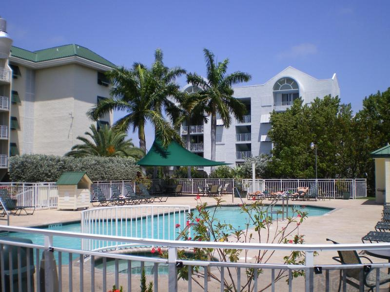 2 bedroom Condo Presented Key West Style, vacation rental in Key West