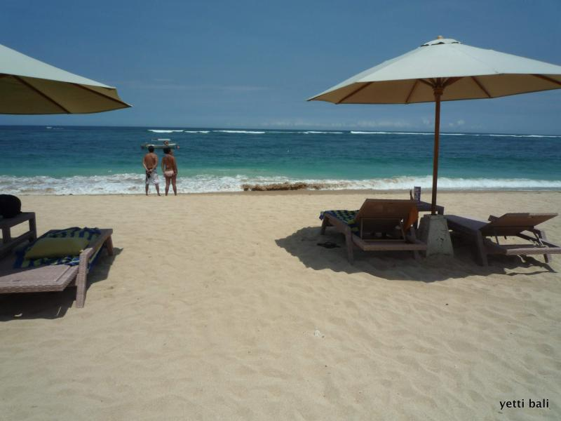 Private Beach - Happy Hours from 6-7.30 PM (half price for Beer, Cocktail, Wine, Mocktail)