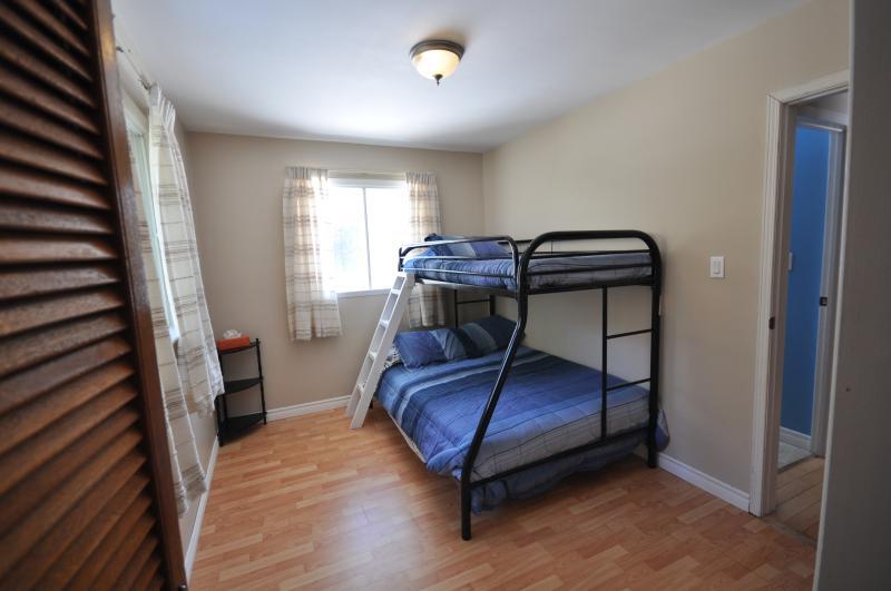 2nd Bedroom - Lower Double / Upper Twin